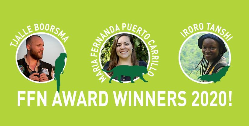 BOLIVIAN NATURE CONSERVATION PROJECT WINS PRESTIGIOUS INTERNATIONAL PRIZE